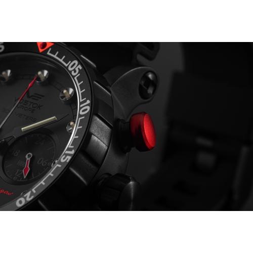 Vostok Europe Benediktas Vanagas Black Edition