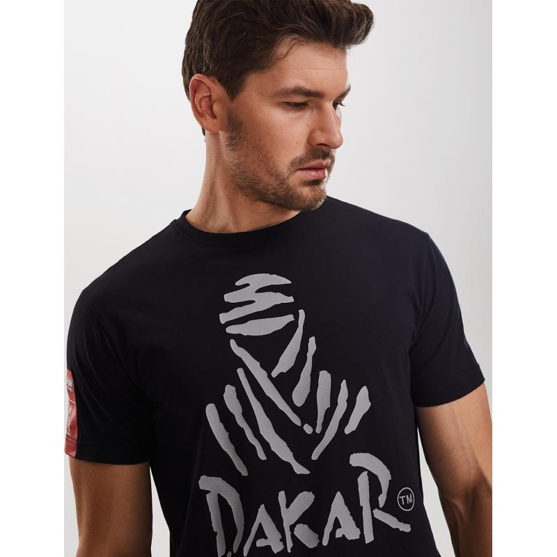 Vyriški marškinėliai DAKAR 2020