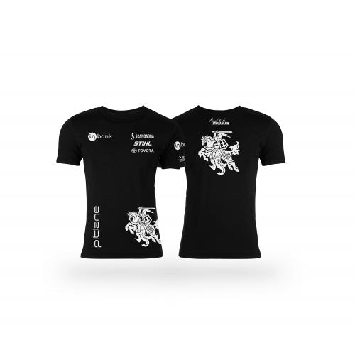 """Vaikiški  """"Inbank team Pitlane"""" marškinėliai"""