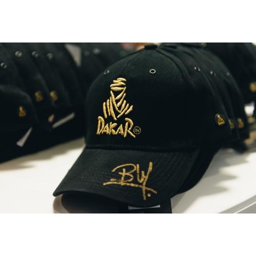 Kepurė su snapeliu DAKAR 2020
