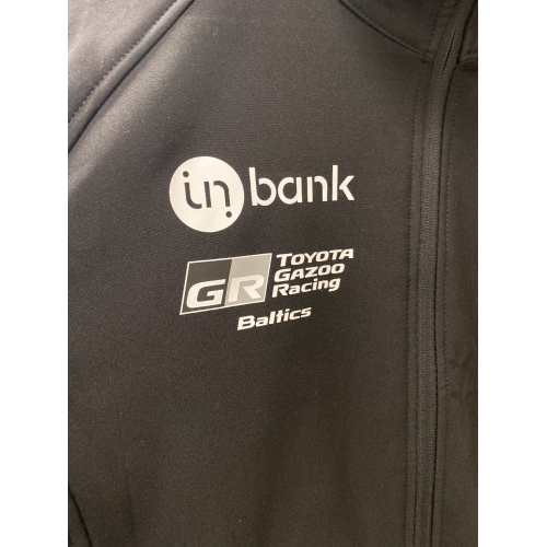 "Striukė ""Inbank TOYOTA GAZOO Racing Baltics"""