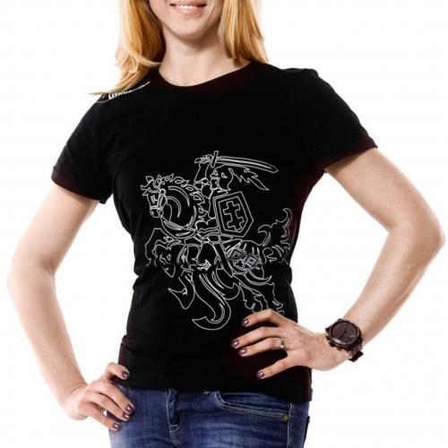 """Moteriški marškinėliai  """"Vytis"""""""