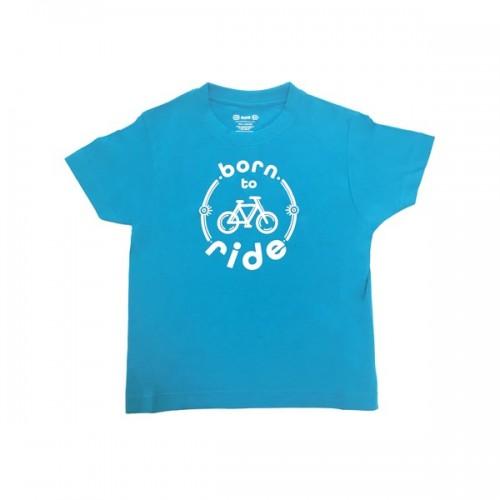 """Vaikiški marškinėliai  """"Born to Ride"""""""