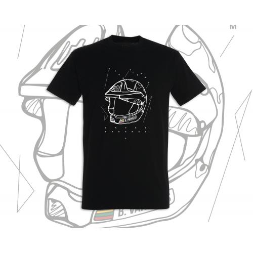 LIMITED EDITION Vyr. komandiniai marškinėliai ŠALMAS