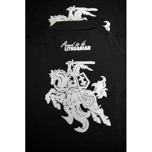 """Polo marškinėliai """"Inbank team Pitlane"""""""